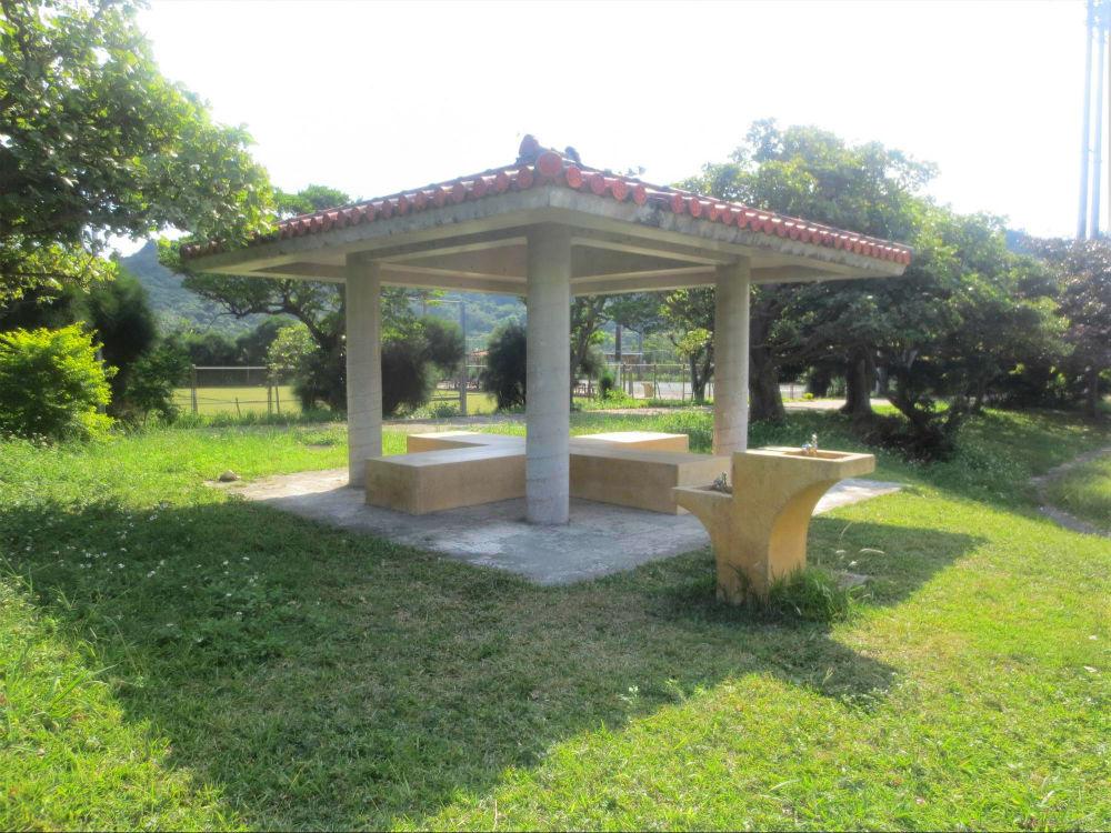 大里内原公園