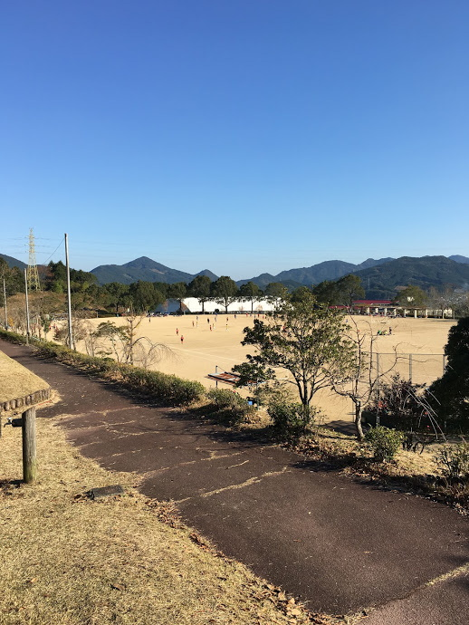嬉野総合運動公園