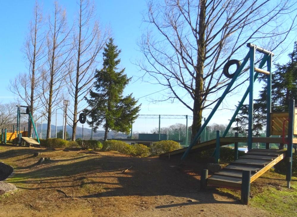 奈義町総合運動公園