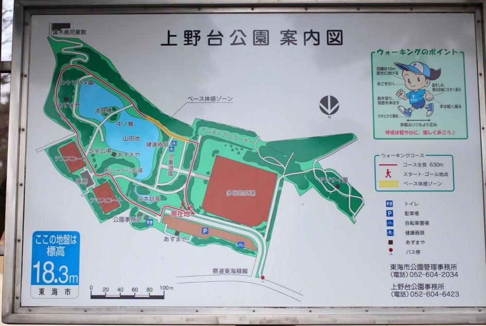 上野台公園