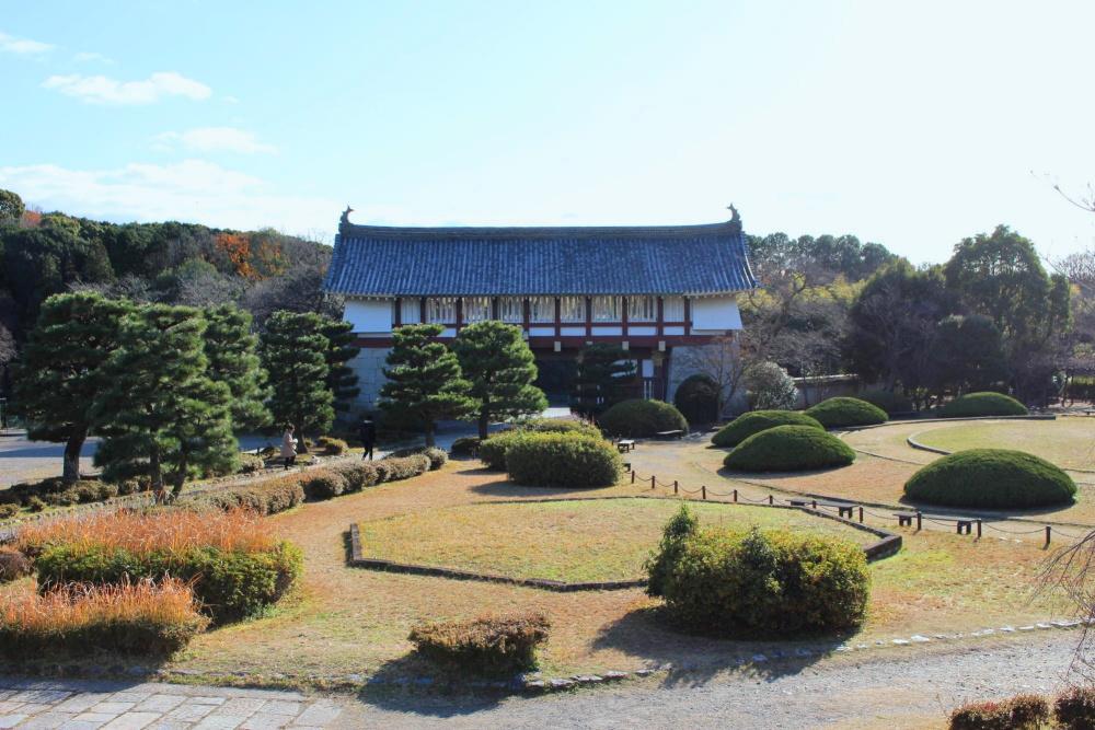 伏見桃山城運動公園