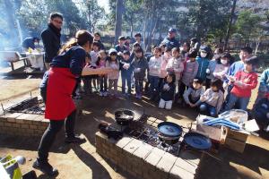 Kids Outdoor School 林試の森公園