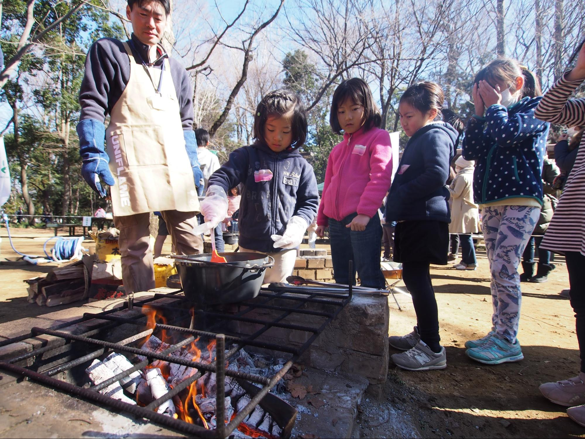 Kids Outdoor School 林試の森公園