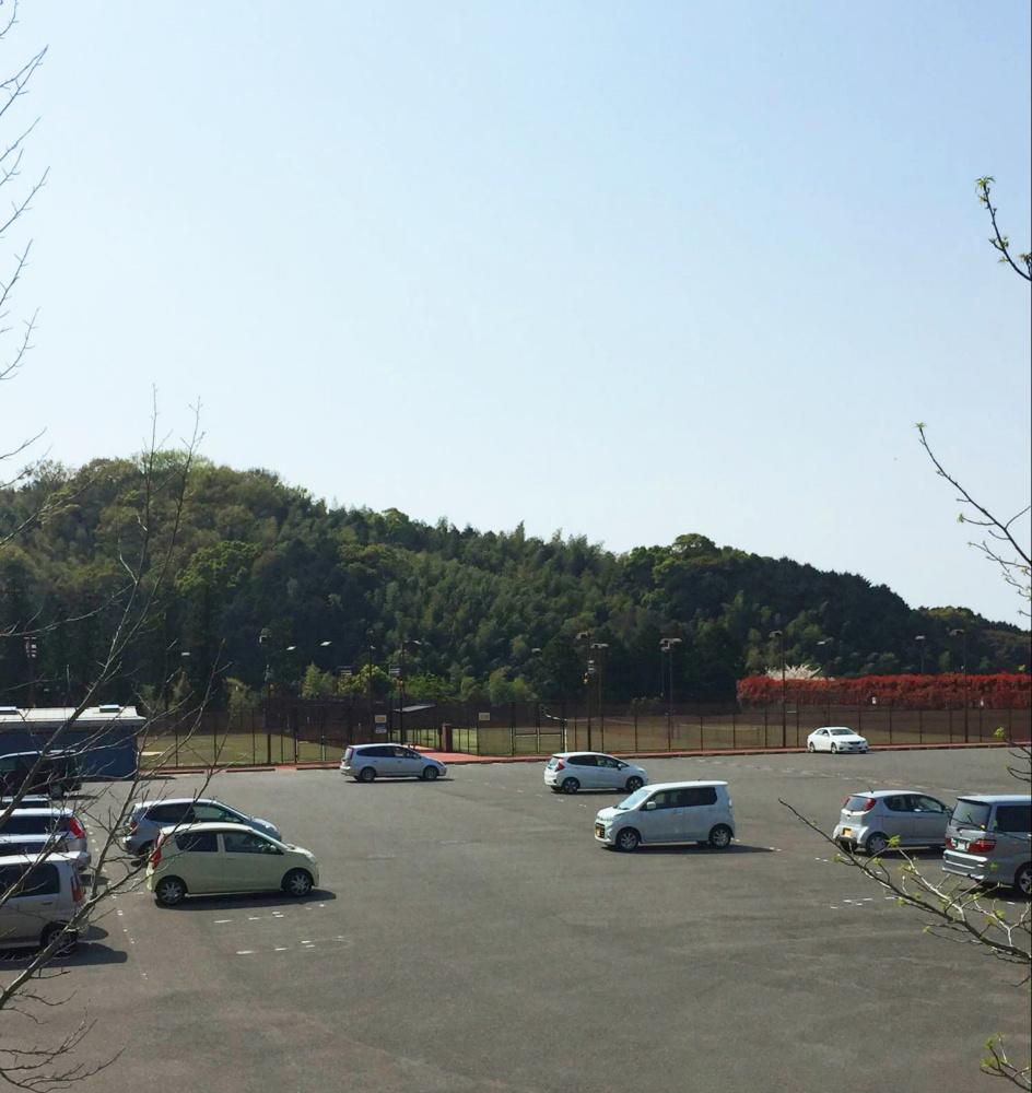 篠栗町総合運動公園(カブトの森公園)