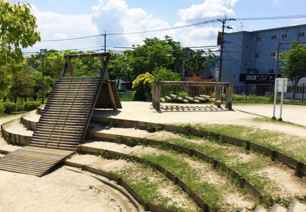 白水大池公園