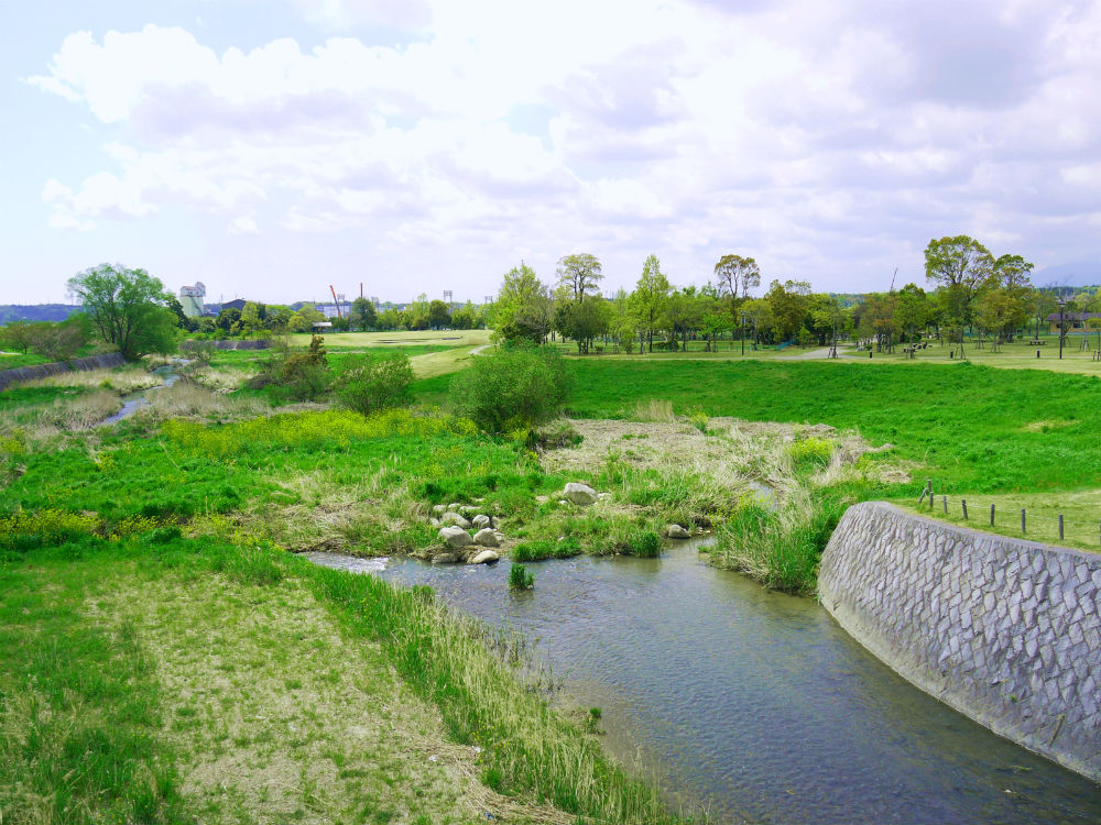 東員町中部公園