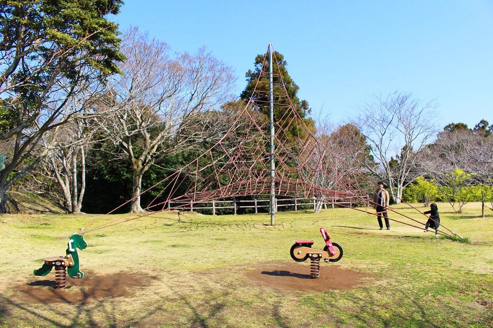 魚見塚一戦場公園