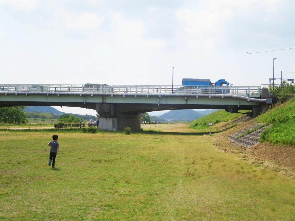 野洲川運動公園