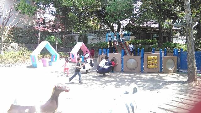 戸越公園(1)
