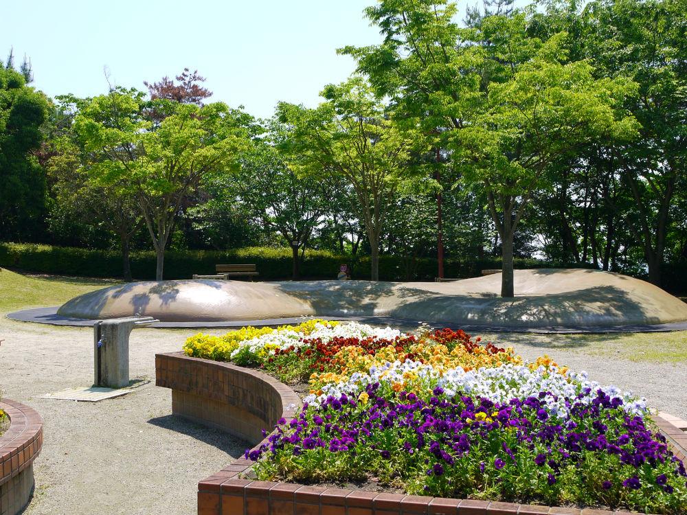 垂坂公園・羽津山緑地