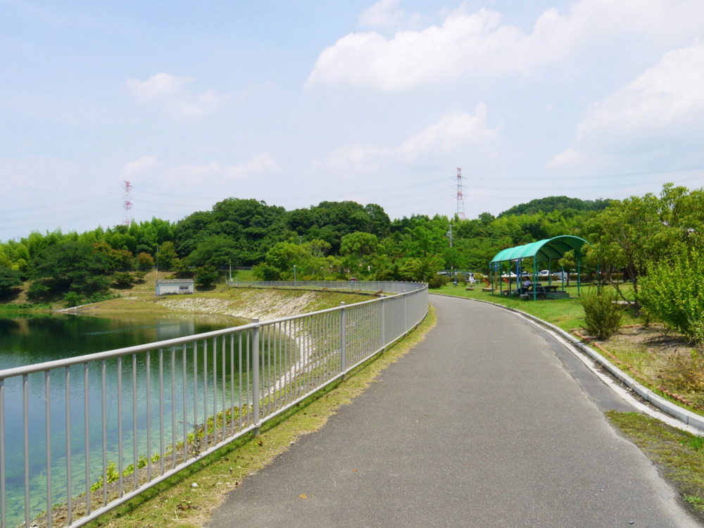 伊坂ダムサイクルパーク