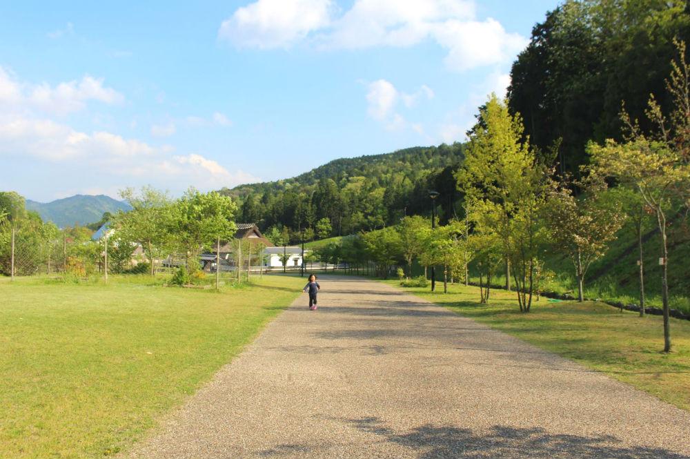丹波並木道中央公園