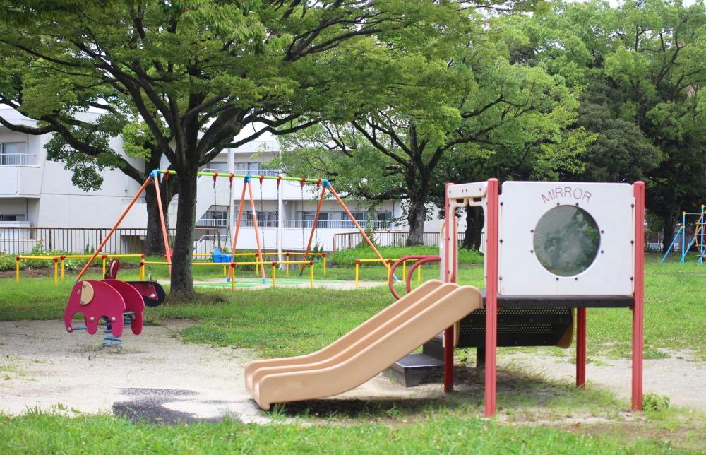茶屋ヶ坂公園
