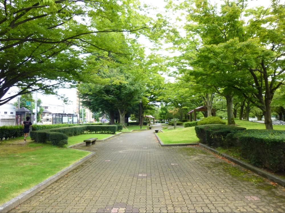 富山県五福公園
