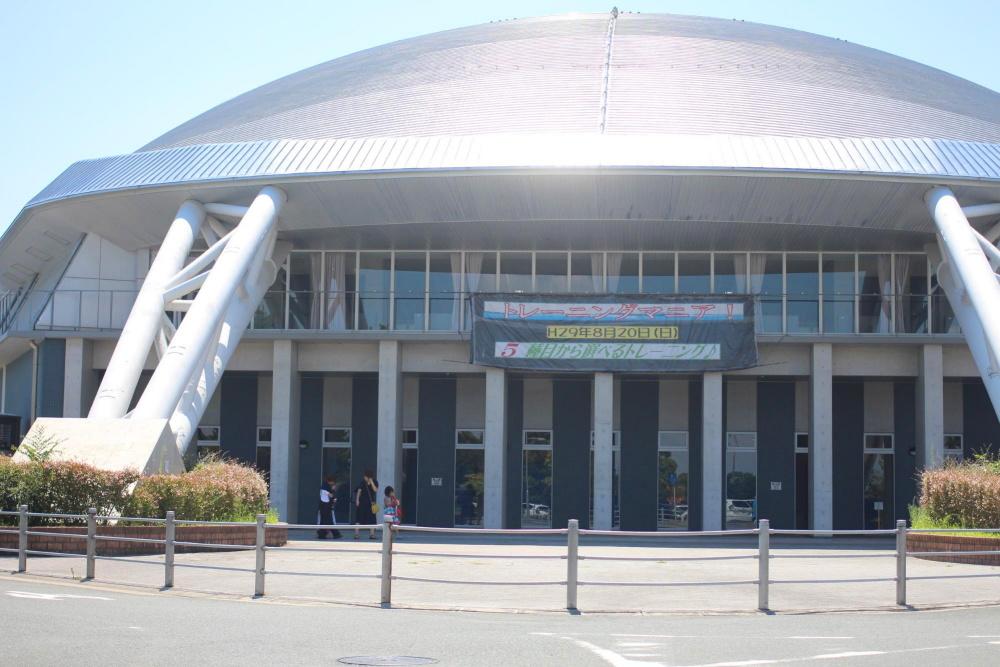 豊橋総合スポーツ公園
