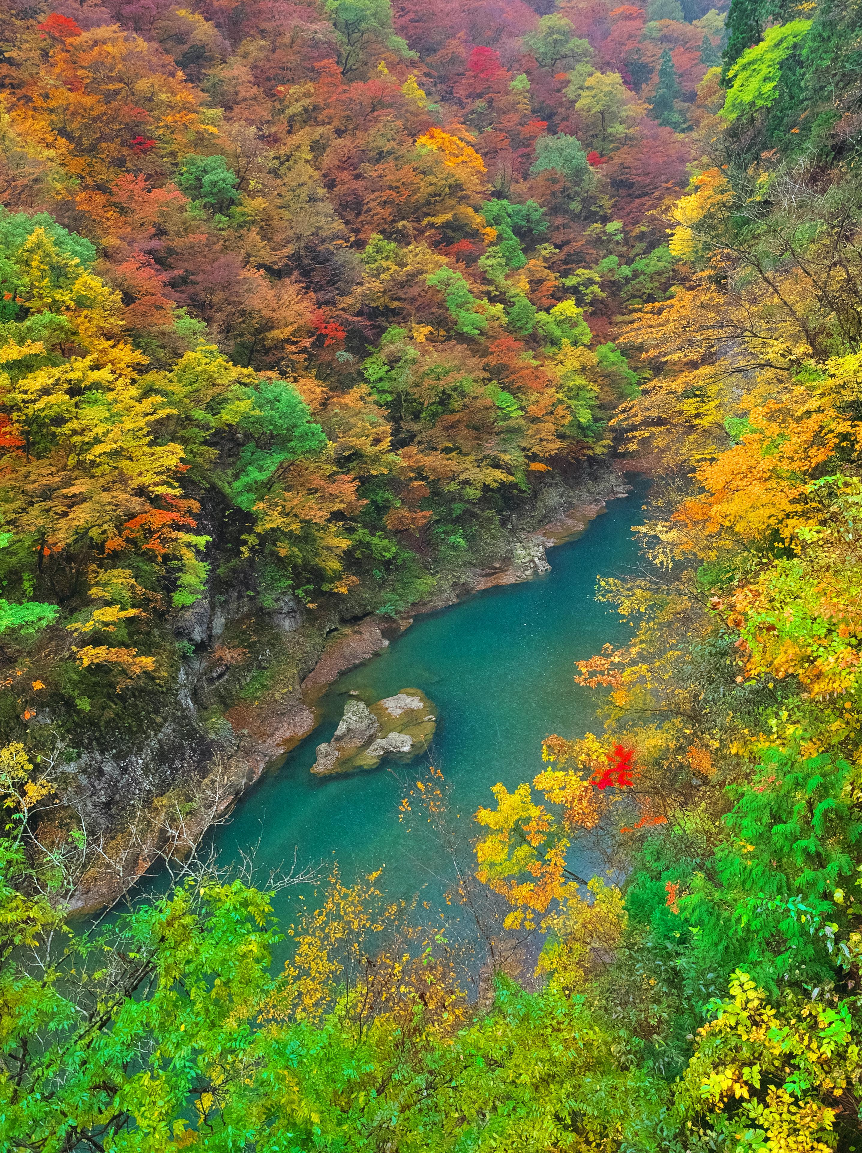 田沢湖抱返り県立自然公園