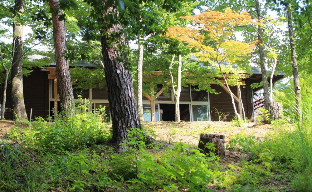 県立森林公園