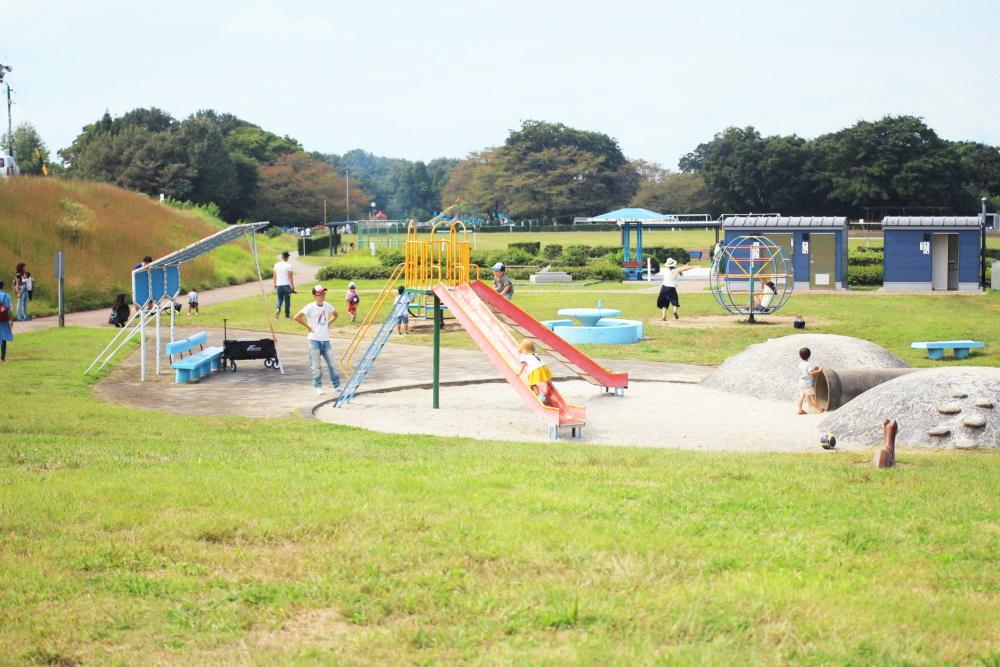 木曽川扶桑緑地公園