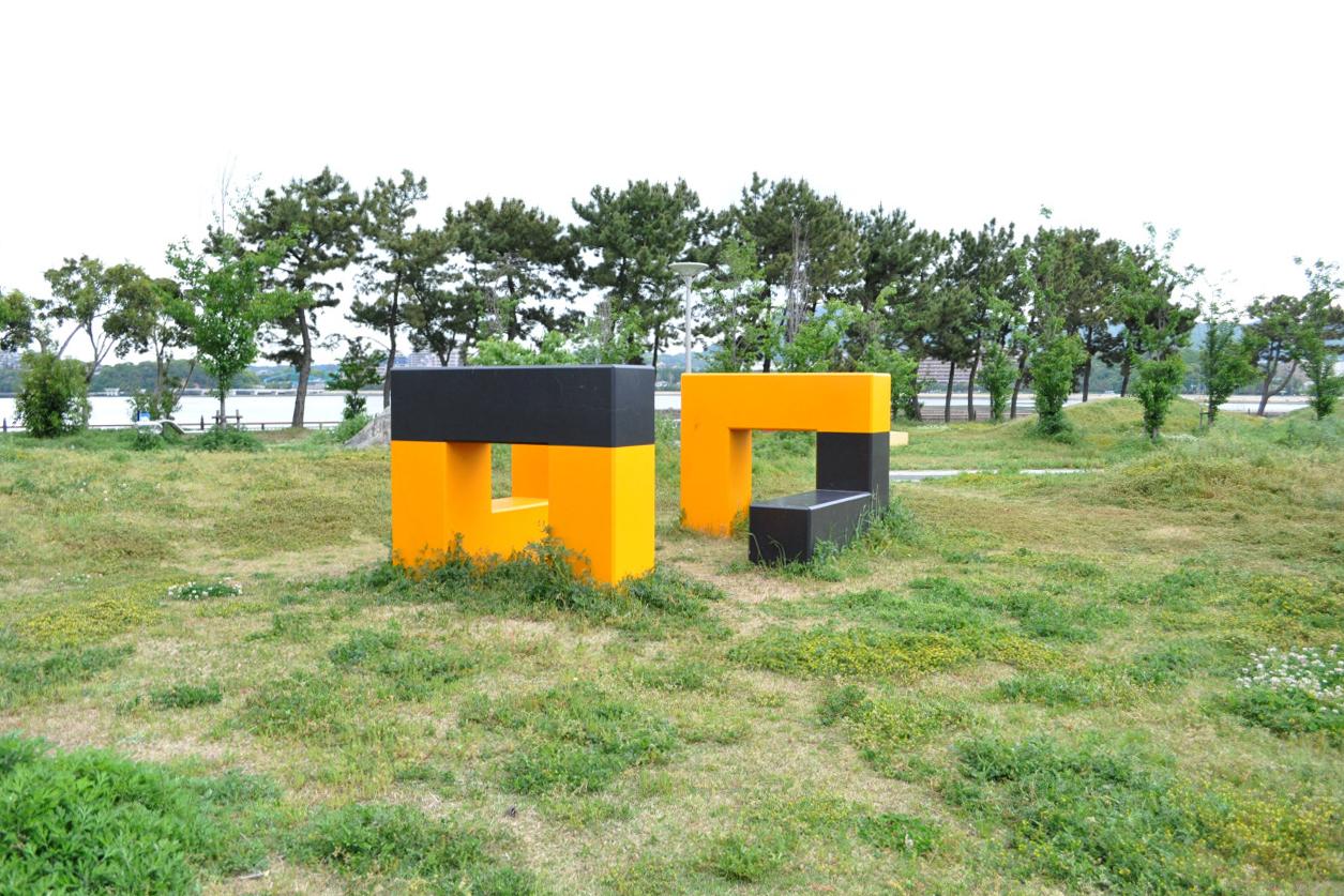 香椎浜北公園 プレイグラウンドモジュール