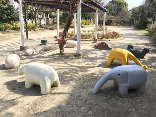 玉川上水第三公園