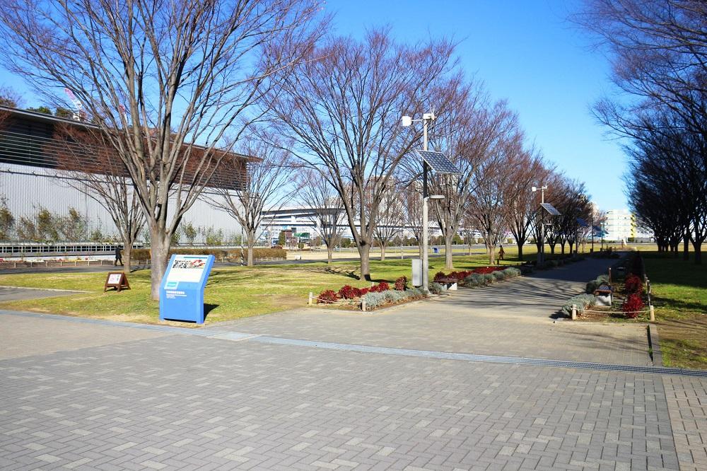 国営東京臨海防災公園