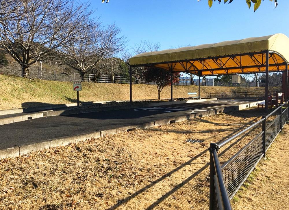 石山観音池公園