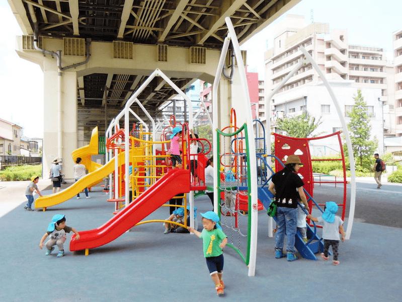 2018GW_竪川河川敷公園