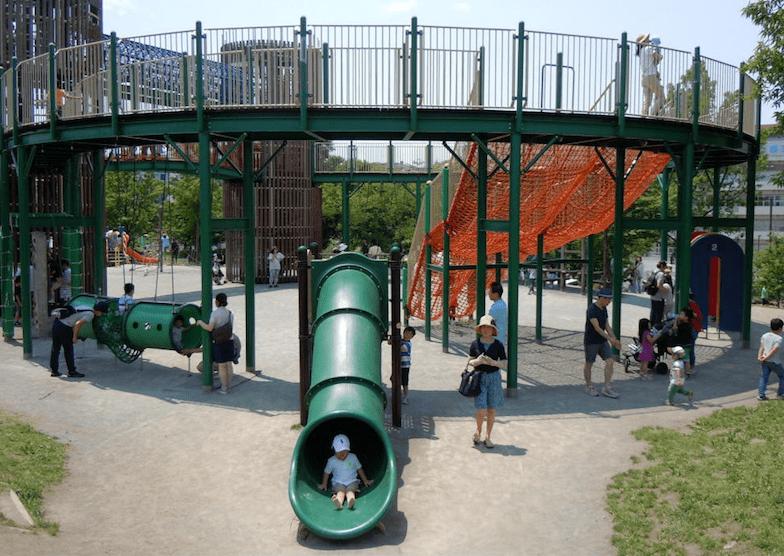 2018GW_汐入公園
