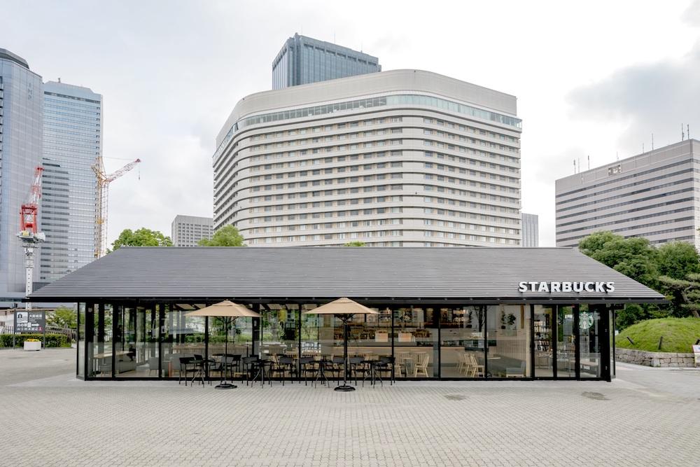 pickup-starbucks大阪城公園店