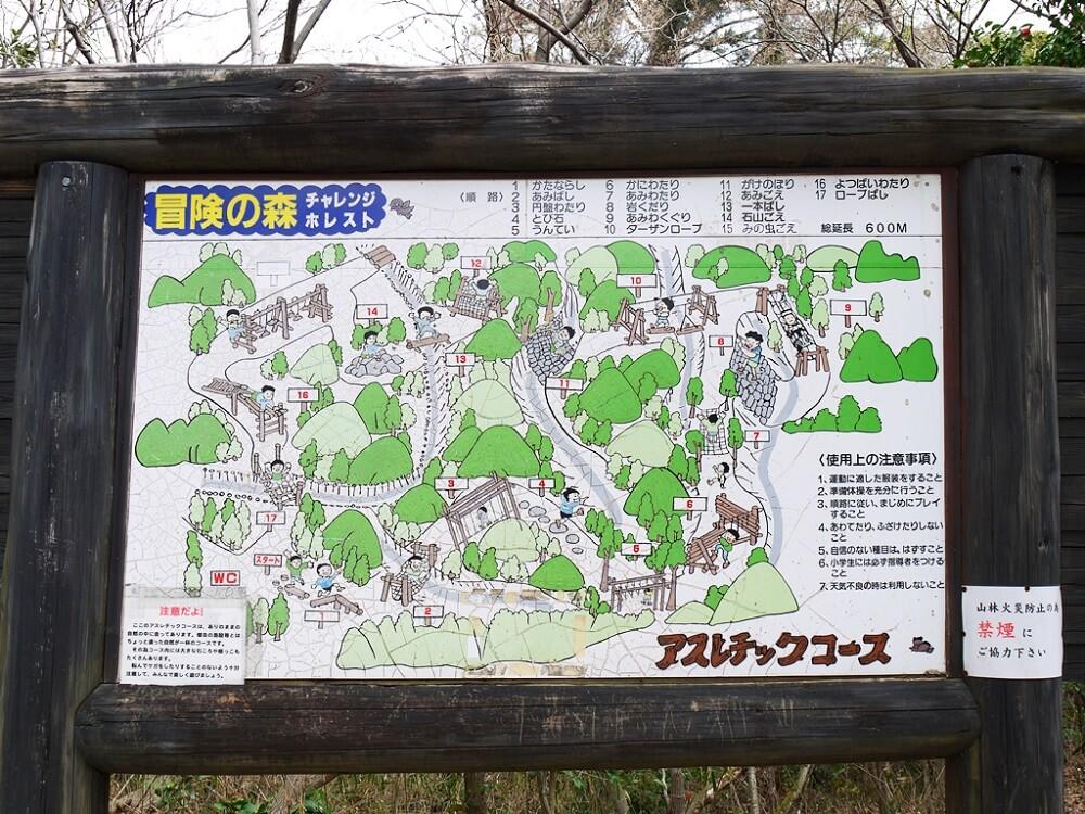 三重県民の森