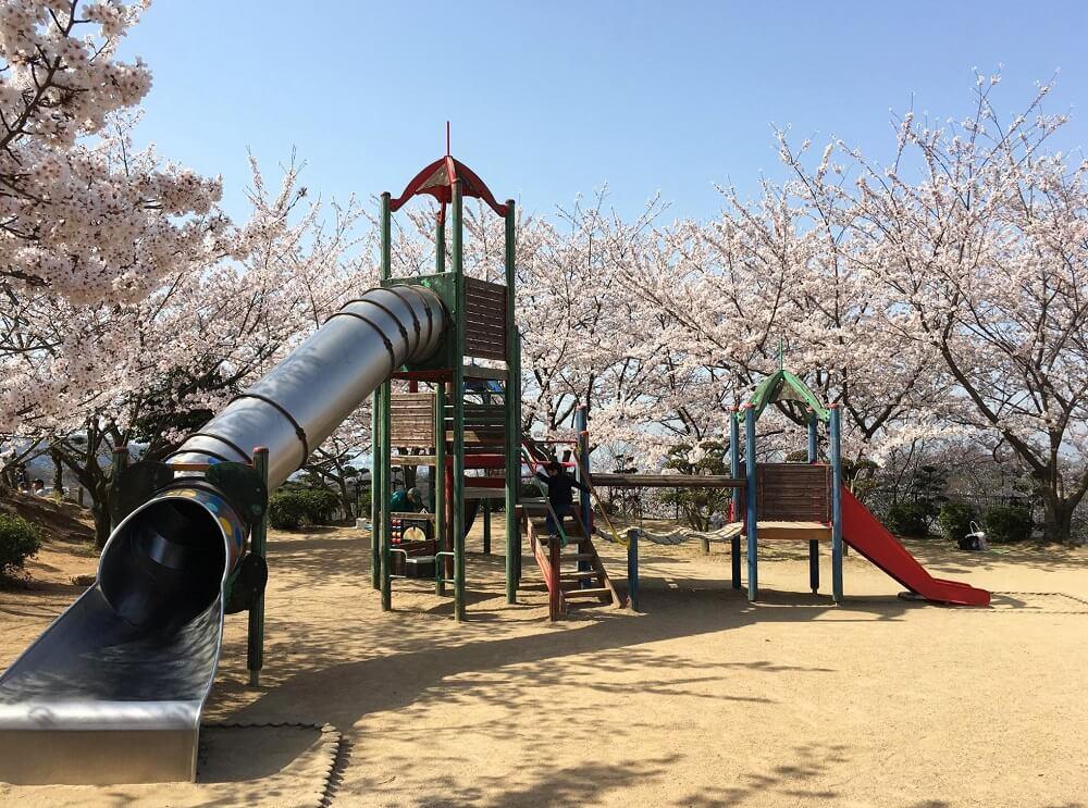 種松山公園西園地