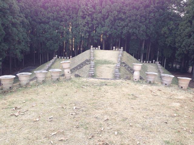 くれふしの里古墳公園