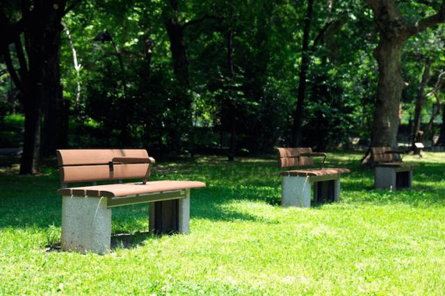 公園にある防災機能