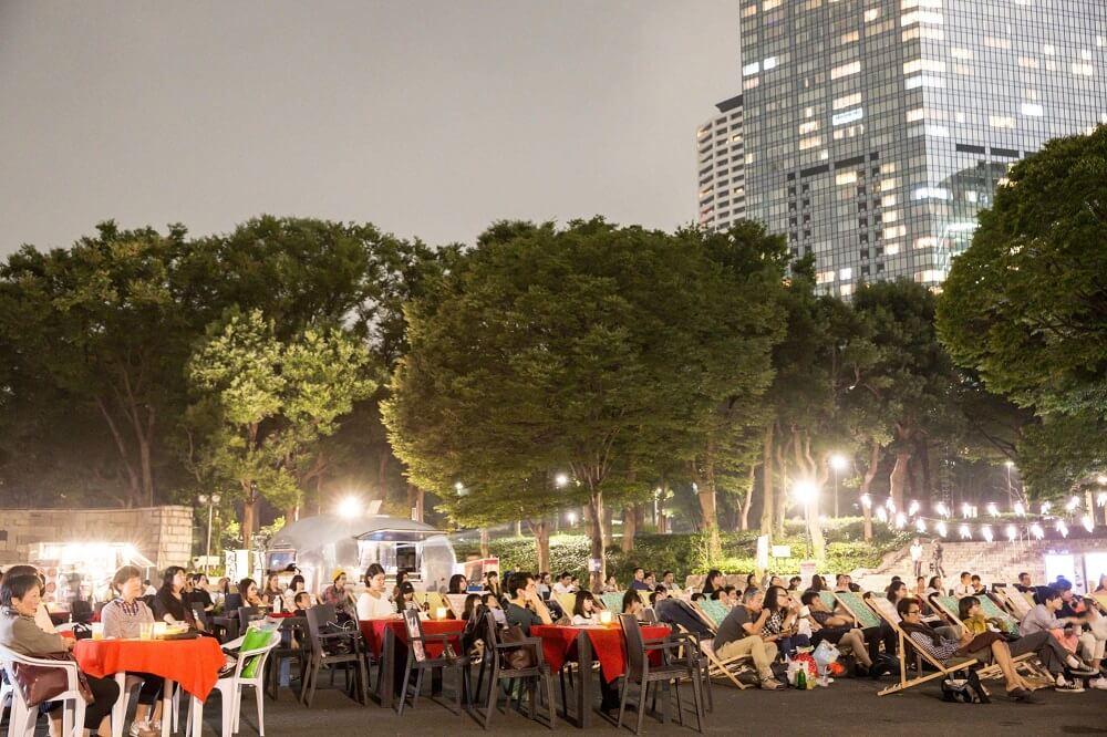 新宿パークシネマフェスティバル