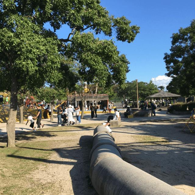 弓ヶ浜公園