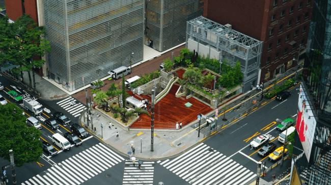 銀座ソニーパーク