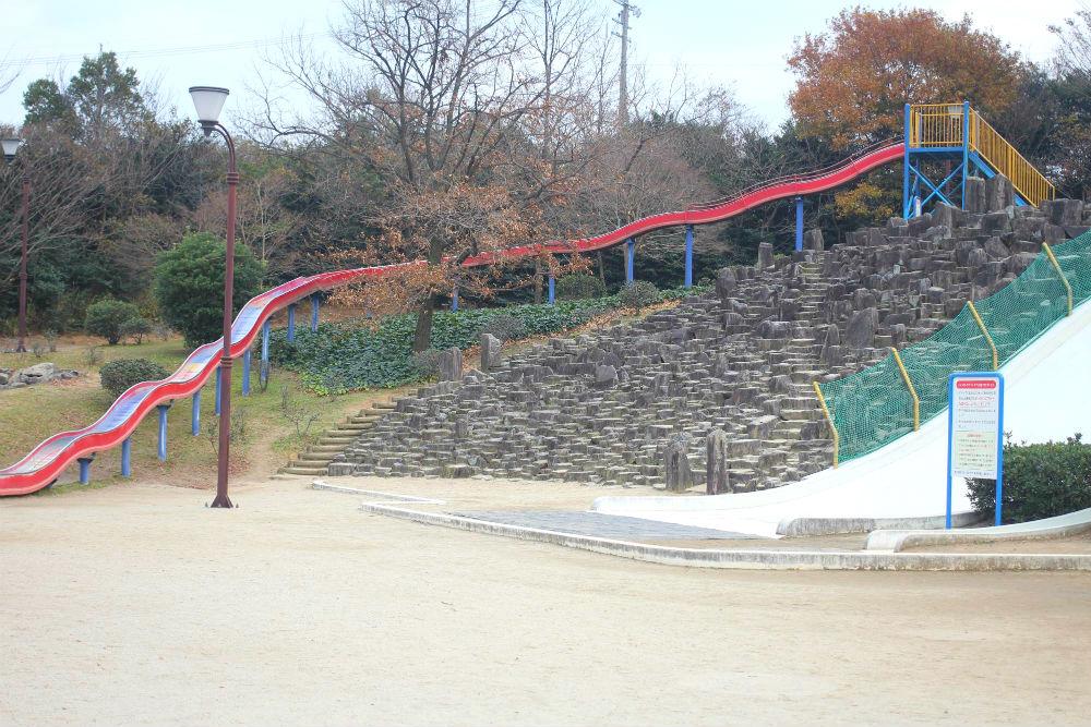 半田運動公園(愛知県半田市)