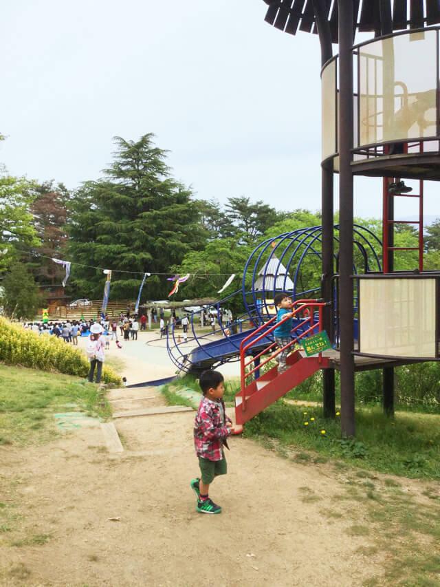 平成記念かざこし子どもの森公園