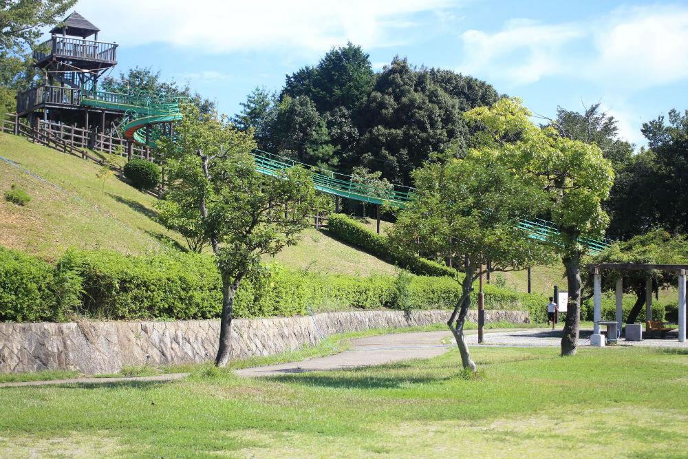 犬山ひばりヶ丘公園(愛知県犬山市)
