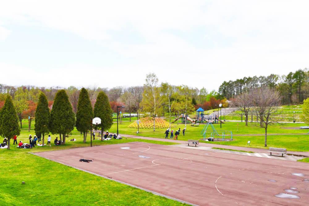 勇舞すこやか公園