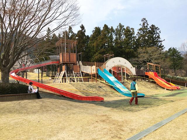 山梨県富士川クラフトパーク