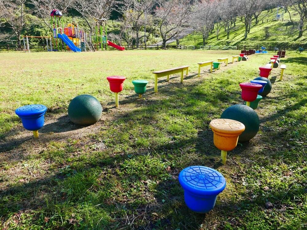 天理ダム風致公園