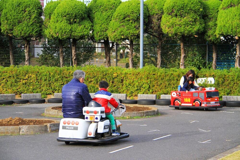 ユーカリ交通公園